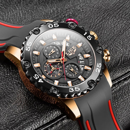 Luxury Style Chronograph Pilot & Aviator Watches