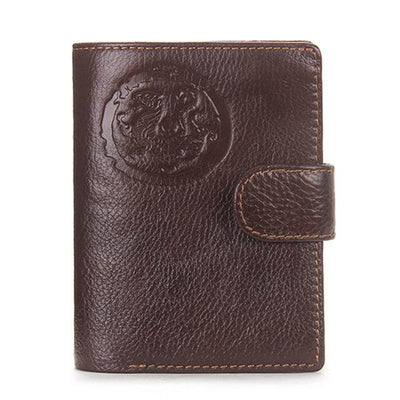 Leather Passport Holder & Wallet