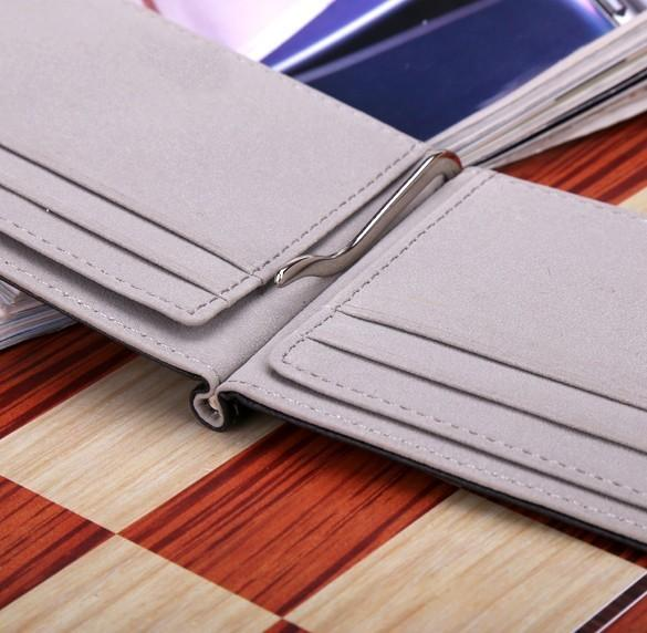 PU Leather Stylish Wallets Pilot Eyes Store