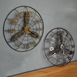 Aircraft Propeller Designed Vintage Wall Clock