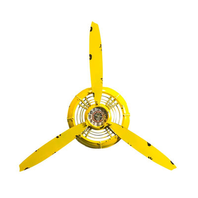Creative 3 Propeller Designed Wall Clocks