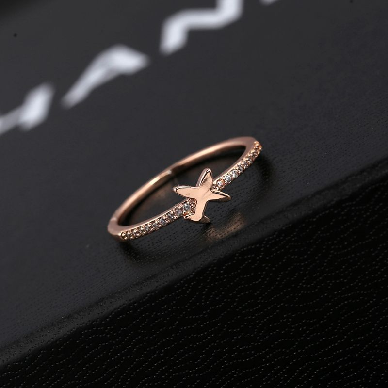 Very Stylish Airplane Shape Super Ring