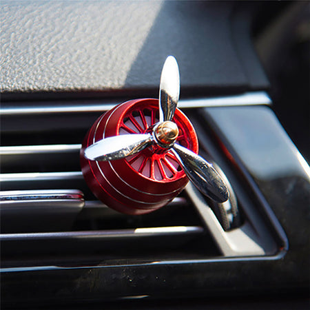Propeller Shape (3 Blades) Air Freshener for Car