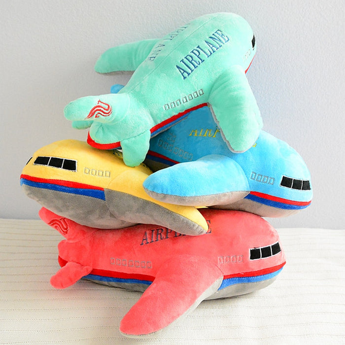 Super Cool Airplane Shape Decorative Pillows