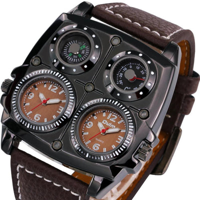 Multi-Screen Aviator Watches