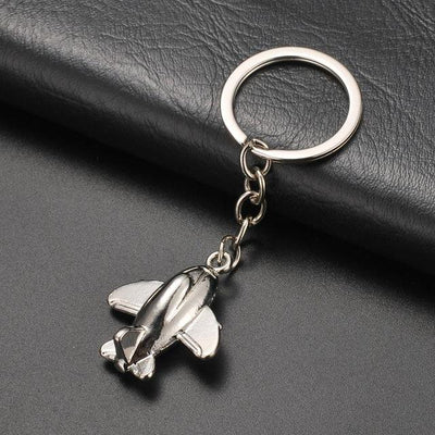 Jumbo Airplane Shaped Key Chains Aviation Shop Default Title
