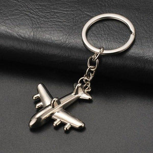4 Engines Airplane Shaped Key Chains Aviation Shop Default Title