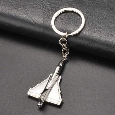 Super Bomber 3 Jet Shaped Key Chains Aviation Shop Default Title