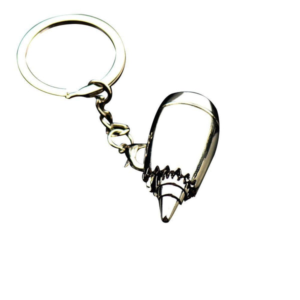Airplane Jet Engine Shaped Key Chain Aviation Shop