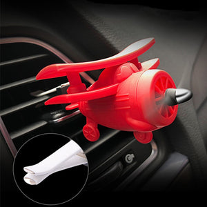 Cute Style Airplane Shape Car Air Freshener