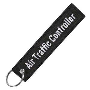 Air Traffic Controller Designed Key Chains