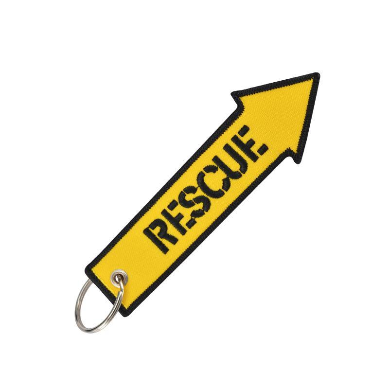 Rescue Designed Key Chains