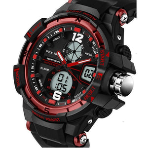 S-Shock Military Pilot Watches