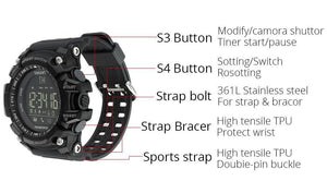 S-Shock & Sport Smart Watches