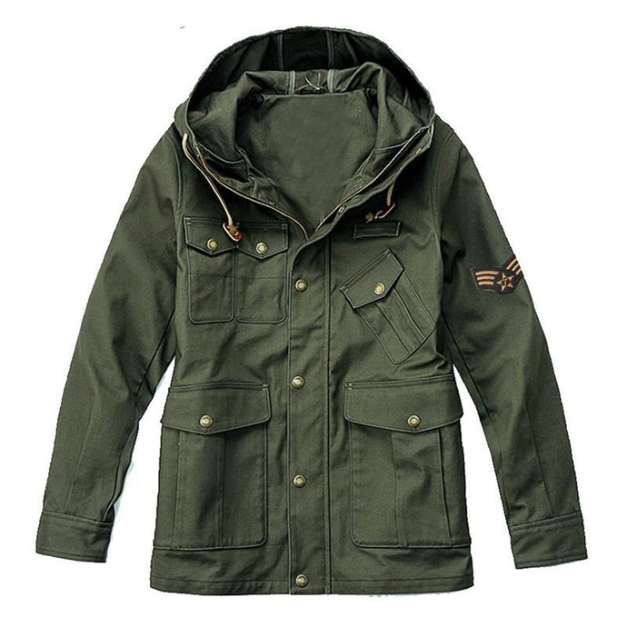 Slim Fit Army & Military Bomber PILOT Jackets