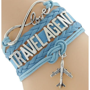 Travel Agent Designed Bracelets