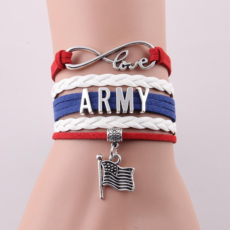 US Army Designed Bracelets