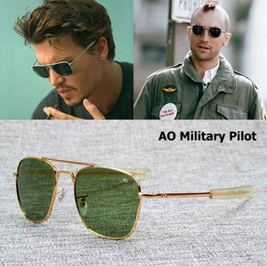 US Army Military Pilot Sun Glasses