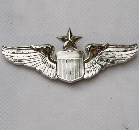 USAF U.S. AIR FORCE Senior Pilot Badge