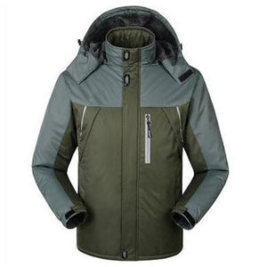 Wind & Waterproof Winter Jackets