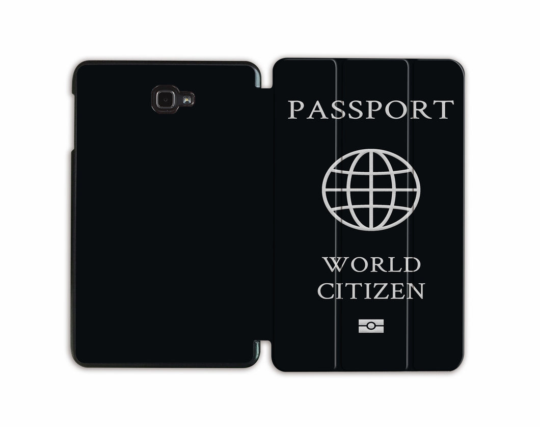World Citizen Passport Designed Samsung Cases