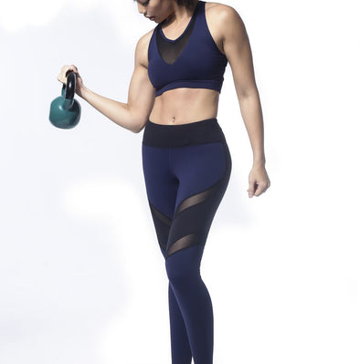 Empower (Imperial Blue) | Theia - Focus Active, Shop Best Activewear Singapore, Affordable Activewear