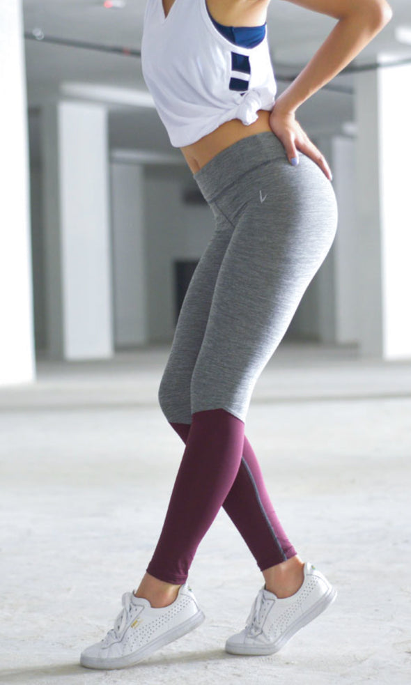 Incline Colour Block Legging 2.0 | Liberty Active - Focus Active, Shop Best Activewear Singapore, Affordable Activewear