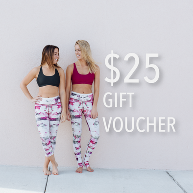 $25 Gift Voucher | Focus Active - Focus Active, Shop Best Activewear Singapore, Affordable Activewear