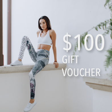 $100 Gift Voucher | Focus Active - Focus Active, Shop Best Activewear Singapore, Affordable Activewear