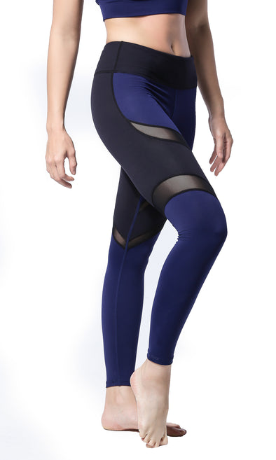 JOSEPHINE (Imperial Blue) | Theia - Focus Active, Shop Best Activewear Singapore, Affordable Activewear