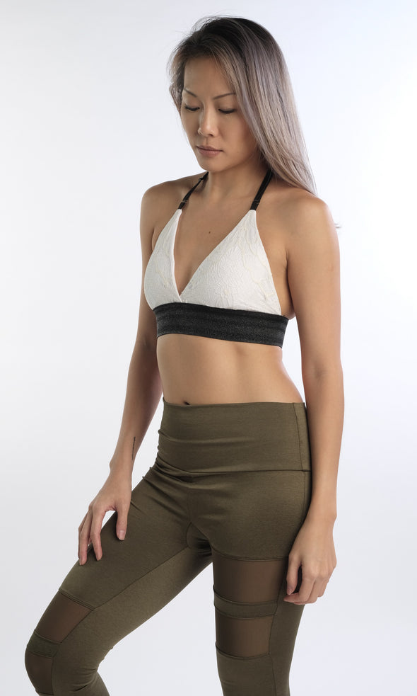 Freyja Lace Bra | Rangoon - Focus Active, Shop Best Activewear Singapore, Affordable Activewear