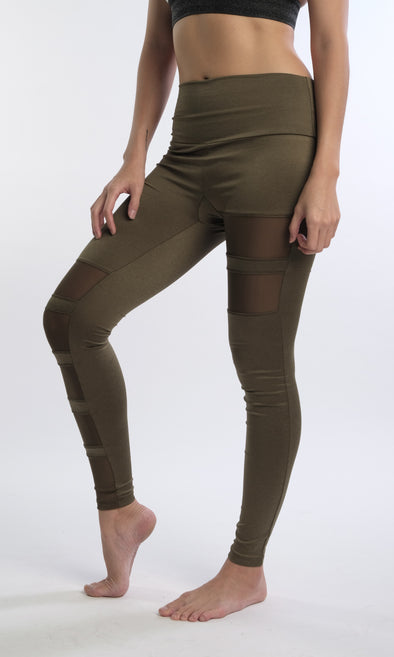 Masha Panel Leggings | Rangoon - Focus Active, Shop Best Activewear Singapore, Affordable Activewear