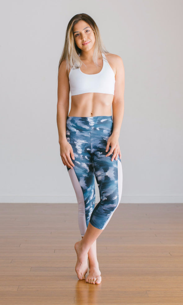 ASPEN | Flex Capri | Jiva - Focus Active, Shop Best Activewear Singapore, Affordable Activewear