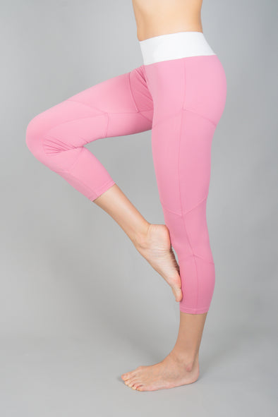 Emma Grace Capri | Rangoon - Focus Active, Shop Best Activewear Singapore, Affordable Activewear