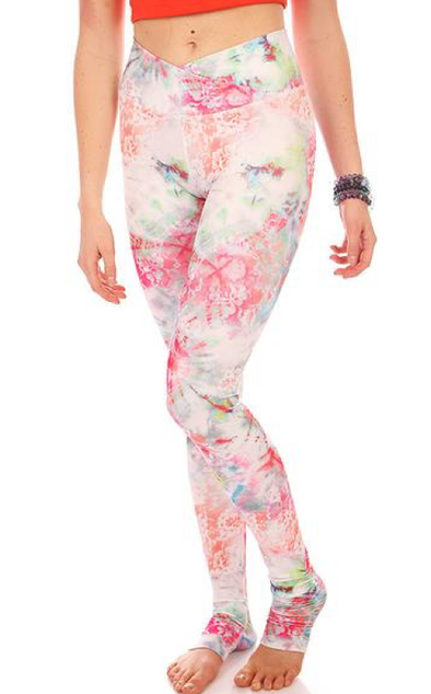 Gaby Prints Legging | Mika - Focus Active, Shop Best Activewear Singapore, Affordable Activewear
