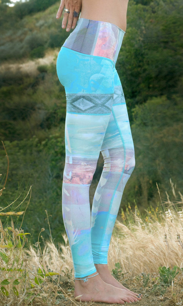 Tarot Magick Hot Pant | Teeki - Focus Active, Shop Best Activewear Singapore, Affordable Activewear