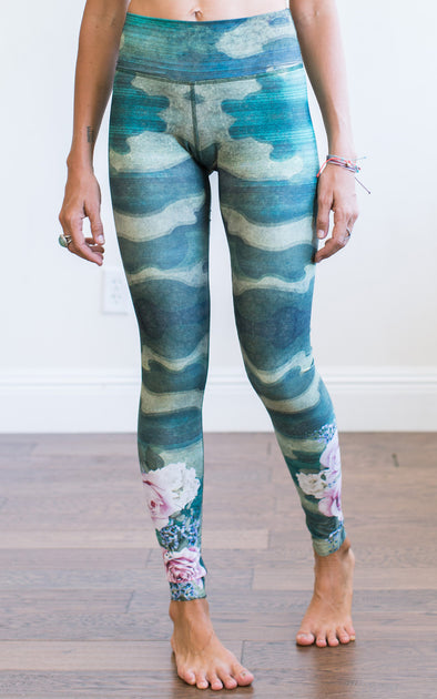 CAMO Flex Legging | Jiva - Focus Active, Shop Best Activewear Singapore, Affordable Activewear