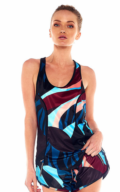 Angel Baby Singlet | L'urv - Focus Active, Shop Best Activewear Singapore, Affordable Activewear