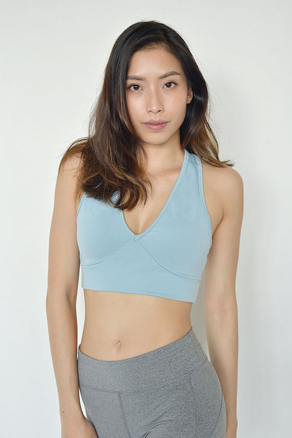 Victoria V-Neck Bra | Liberty Active - Focus Active, Shop Best Activewear Singapore, Affordable Activewear
