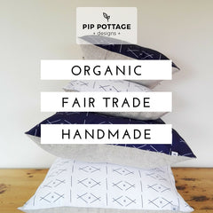 Organic, Fairtrade, Handmade Homewares