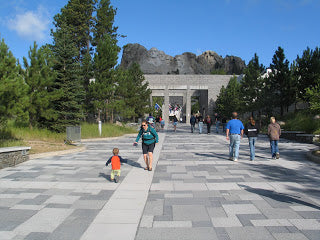 Travelling with Kids - National Monument