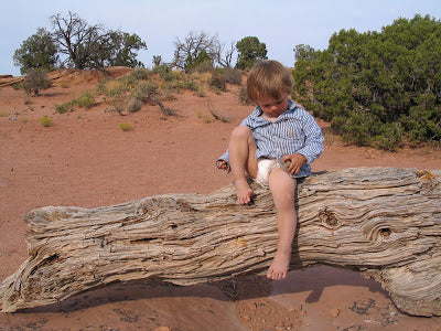 Travelling with Kids in Arches National Park