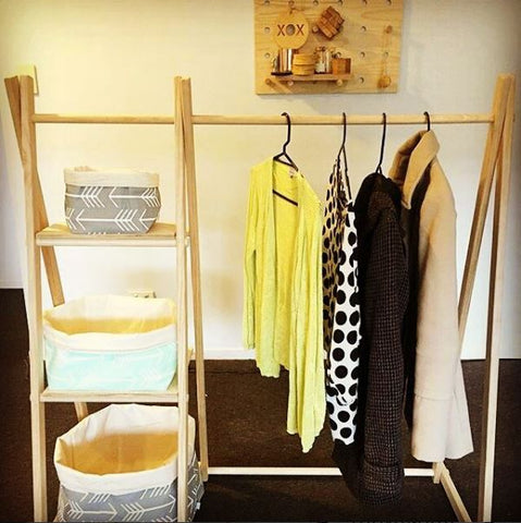 Eco Friendly Storage solutions for your wardrobe
