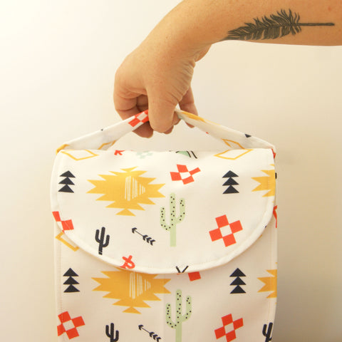 Eco friendly, washable Lunch Bags