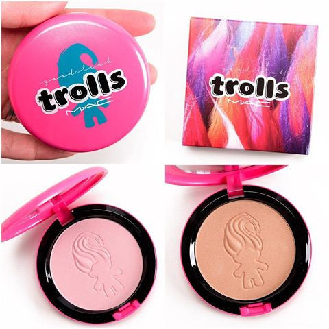 Mac Good Luck Trolls Collection Beauty Powder