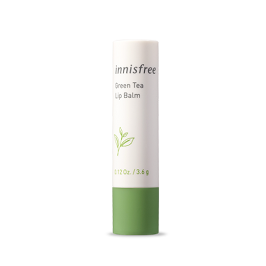 Innisfree Green Tea Lip Balm