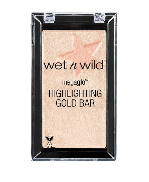 Wet N Wild Gold Bar Highlighting Powder