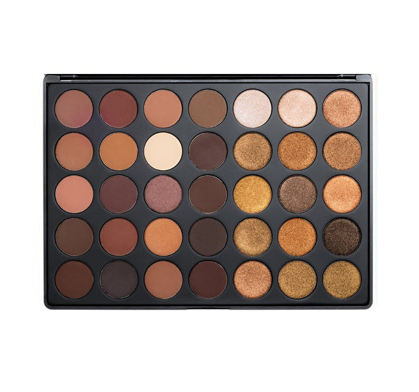 Morphe 35R - Ready, Set, Gold! Eyeshadow Palette