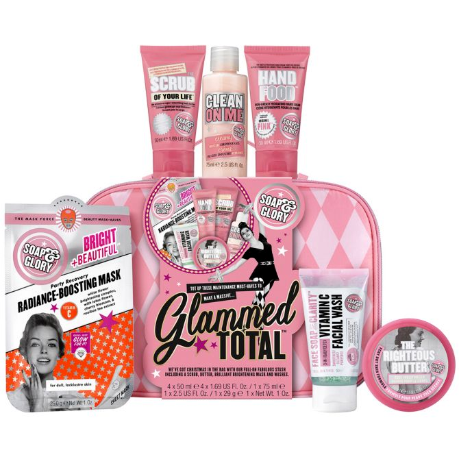 Soap & Glory Glammed Total Gift Set
