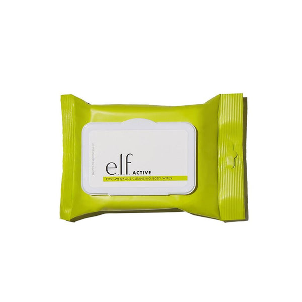 Elf Cosmetics Post-Workout Cleansing Body Wipes